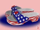 Patriotic Scholls by Jhihmoac, Illustrations->Digital gallery