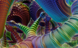 Stylish Tubes by Joanie, abstract->fractal gallery