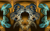 Klingon Capitulation by Flmngseabass, abstract->fractal gallery