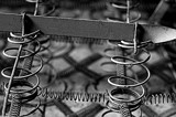Box Springs by Fifthbeatle, contests->b/w challenge gallery