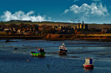 Beached by biffobear, photography->boats gallery