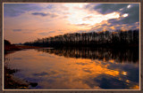 'Golden' Reflections by corngrowth, Photography->Sunset/Rise gallery