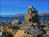 Stone Stack by LynEve, photography->landscape gallery