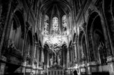 Church of Saint-Leu-Saint-Giles by gr8fulted, contests->b/w challenge gallery