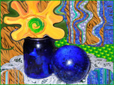 VanGogh Wannabe?!(A Liquefy) by verenabloo, abstract gallery