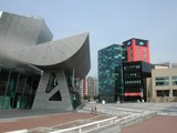 the Lowry Theatre (2) by fogz, Photography->Architecture gallery