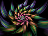 Alien Flower by ianmacappin, Abstract->Fractal gallery