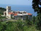 Greek Monastery at Mount Athos by dimitrisk, photography->places of worship gallery