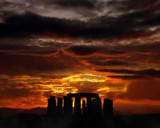 Stonehenge by LANJOCKEY, Photography->Places of worship gallery