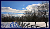 Too Cold For Horses by Jimbobedsel, Photography->Landscape gallery
