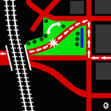 Dealey Plaza by Jhihmoac, illustrations->digital gallery