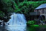 Rutter Mill by biffobear, Photography->Waterfalls gallery