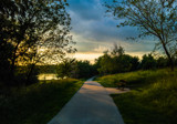 A Place to Sit by Pistos, photography->sunset/rise gallery