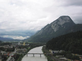 Clouds over Kufstein by Blumie, Photography->City gallery