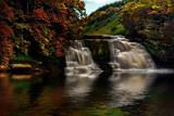 Autumnal falls by biffobear, photography->waterfalls gallery