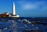 For those who like Blue by biffobear, photography->lighthouses gallery