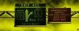 AU Road Sign - Overheads - Exit 455 by Jhihmoac, illustrations->digital gallery