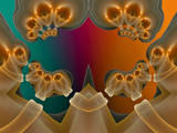 Tropical Tubers by Flmngseabass, Abstract->Fractal gallery