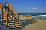 Beach Stairs by dknotek, photography->general gallery