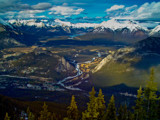 Banff Canada 2 by mikerkim, Photography->Mountains gallery