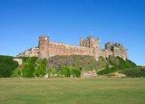 Bamburgh Castle Northumberland by slybri, photography->castles/ruins gallery