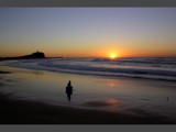 Admiring The Sunrise. by trisbert, Photography->Sunset/Rise gallery