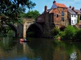 Durham Town by biffobear, photography->bridges gallery
