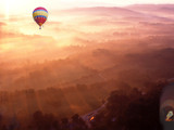 Sunrise for a Balloon by mckinleysh, Photography->Balloons gallery