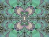 Green Tea Garden by CK1215, Abstract->Fractal gallery