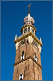 Veere's Townhall Steeple by corngrowth, photography->architecture gallery