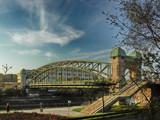 Doeblinger Steg by Blumie, Photography->Bridges gallery