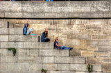 Scene Seen On The Seine by gr8fulted, photography->people gallery