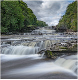 Aysgarth Falls by mailsparky, photography->waterfalls gallery