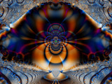 Funky Fungus by razorjack51, Abstract->Fractal gallery