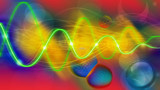 Disco Waves by 1queen, abstract gallery