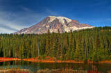 Mt.Rainier by DigiCamMan, photography->manipulation gallery