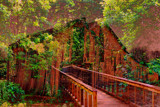 The Moat Bridge by casechaser, photography->manipulation gallery