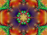 Tomato Patch by CK1215, Abstract->Fractal gallery