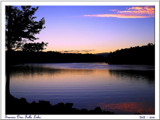 Falls Lake by G8R, Photography->Sunset/Rise gallery