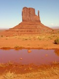 Left Mitten - Monument Valley by Zava, photography->landscape gallery