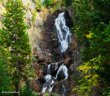 Fish Creek Falls 3 by billyoneshot, photography->waterfalls gallery