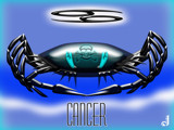 Cancer by Jhihmoac, Illustrations->Digital gallery