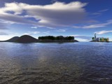 Lighhouse Bay II by MrXwild, Computer->Landscape gallery