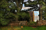 St Oswalds Church Heavenfield by biffobear, Photography->Places of worship gallery
