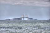 Sunshine Skyway Bridge by Mvillian, photography->bridges gallery