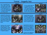 Tutorial - Dragonfly Pack by Marideath, Tutorials gallery