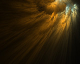 Rays & Wing by Crun, Abstract->Fractal gallery