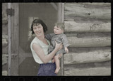 Mrs. Huravitch and youngest son by rvdb, photography->manipulation gallery