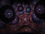 The Haunted Forest  ( Full View a Must ) by jswgpb, Abstract->Fractal gallery