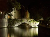 Bruges by night 1 by ppigeon, Photography->Bridges gallery